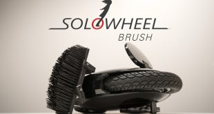 Solowheel's latest innovation is (daft as) a brush