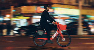 Why Uber is buying e-bike sharing startup Jump Bikes