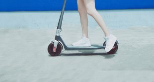 Qingmai Company Launched SWAN Electric Scooter for Environmentally