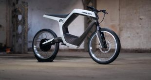 CES 2019: Novus Electric Motorcycle Unveiled