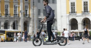 BMW's Next Vehicle Is a Stylish, Street-Legal Electric Scooter