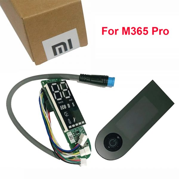 Xiaomi M365 Pro Scooter Circuit Board with Screen Cover