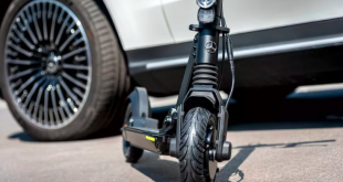Mercedes-Benz quietly enters the e-scooter market