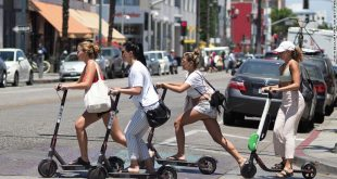 Could the pandemic drive an e-scooter revolution?